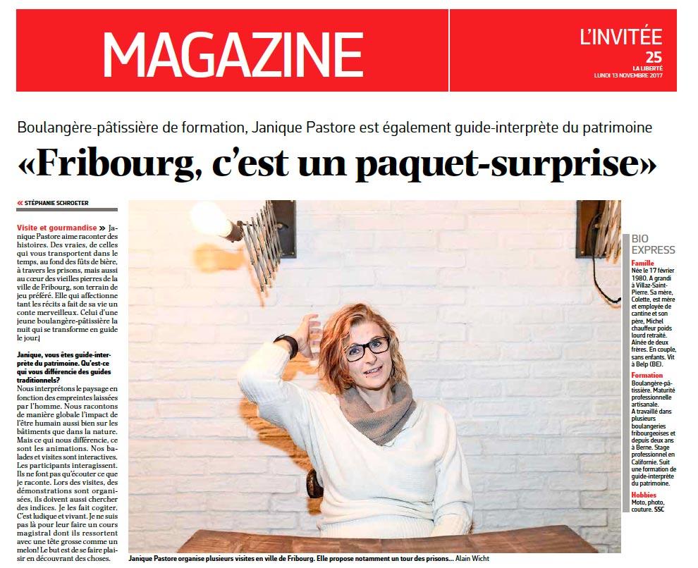 Article La Liberté